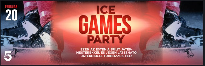 Ice Games Party