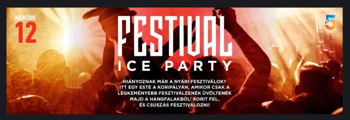 Festival Ice Party