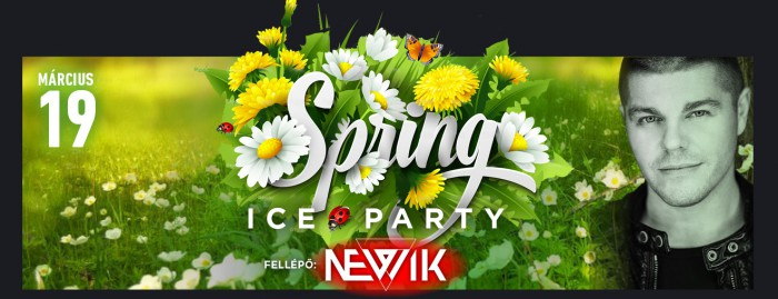 Spring Ice Party