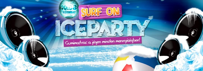 Surf On Ice Party