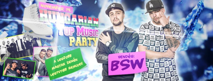 Hungarian TOP MusicParty