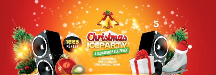 Christmas Ice Party