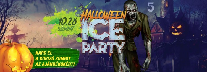 Halloween Ice Party