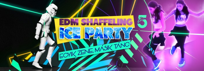 EDM Shaffeling IceParty