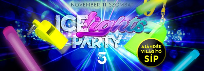 Ice Lights Party