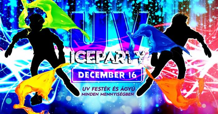 UV Ice Party