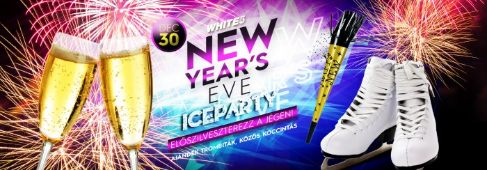 New Year's Eve Ice Party