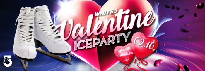 White5 Valentine Ice Party