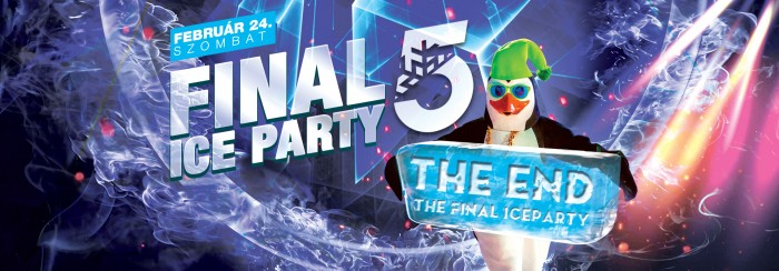 White5 IceParty- The End